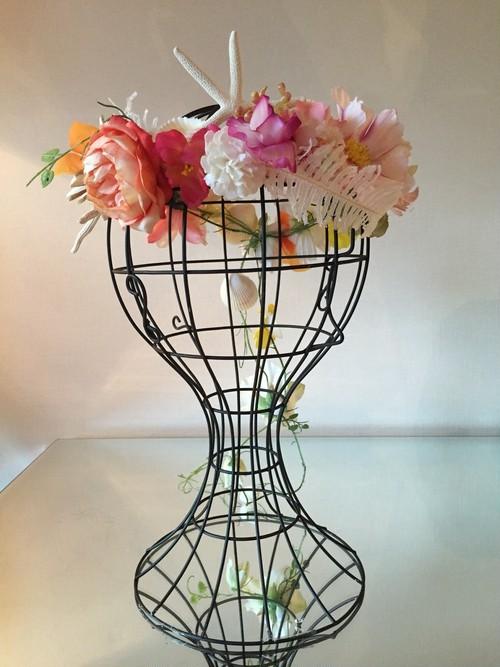 花冠 フラワークラウン