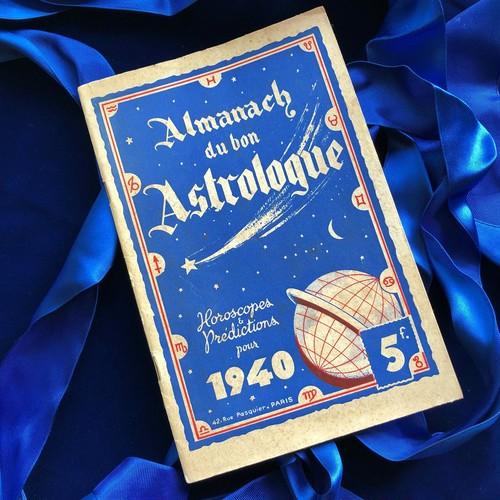 占星術の暦
