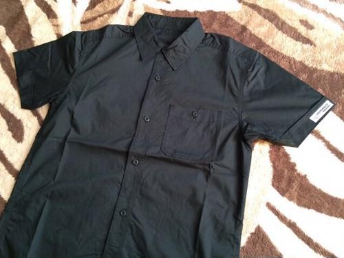 UGR半袖シャツ(ブラック)