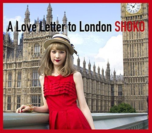 CD 「A Love Letter to London」サイン付き!