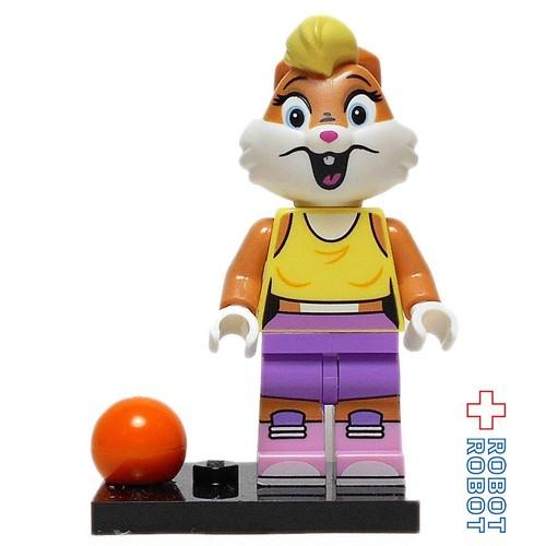 レゴ LEGO ミニフィグ ルーニーチューンズ ローラ・バニー