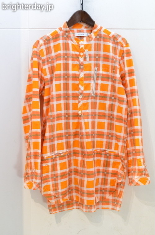 nonnative POSTMAN SHIRT