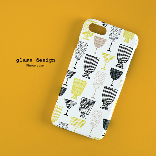 iPhone スマホケース 【glass】 iPhone5/5c/5s/SE/6/6s/7/8/X/XS