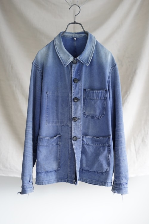 <SOLD OUT>Adolphe Lafont - French Work Jacket made in France 1950's