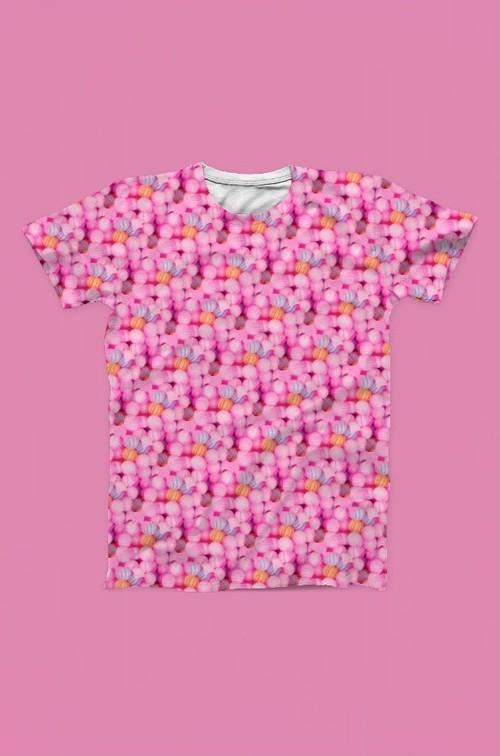 『飴玉』Tシャツ