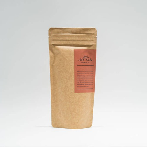 Mo:take JAPANESE TEA 砂炒りほうじ茶(40g)