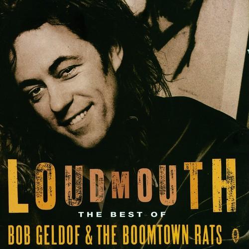 【CD・欧州盤】Bob Geldof / LOUDMOUTH : THE BEST OF BOB GELDOF & THE BOOMTOWN RATS