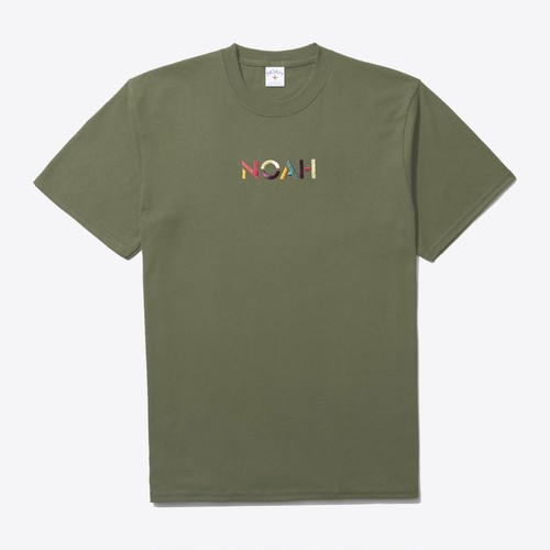 Sign Tee(Olive)