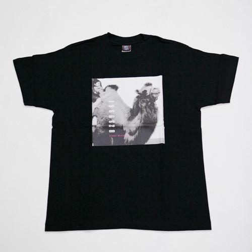 1966628 Tシャツ(黒)サイズXS