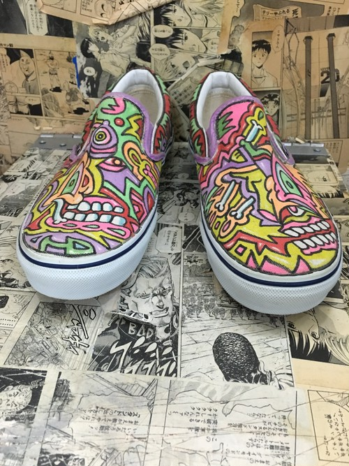 tarzankick paint shoes 2