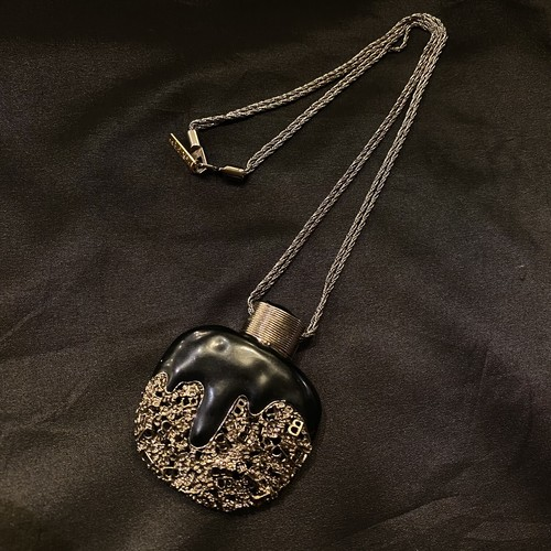 BALENCIAGA Bottle Design Necklace