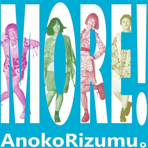 1st Single『MORE!』