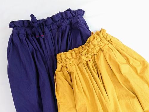 Tigre brocante コードストライプフィセルキュロットスカート