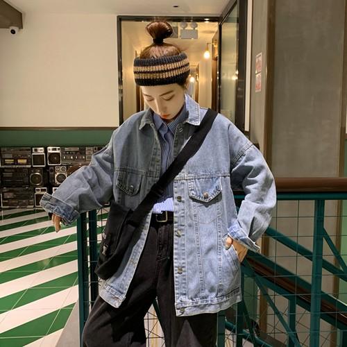 【アウター】ファッション韓国系カジュアルストリート系デニムジャケット22731994