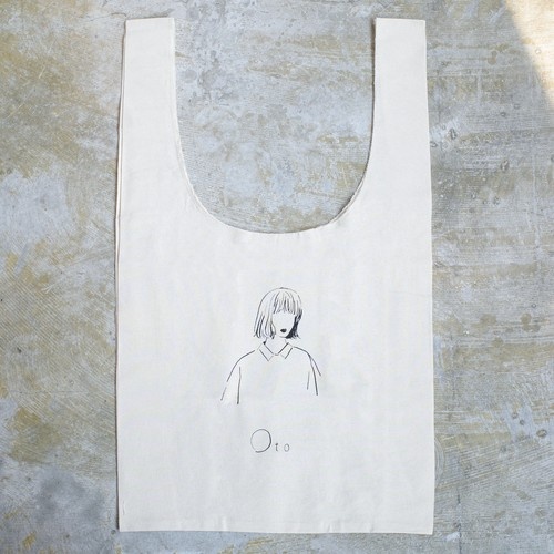 Oto  Marche bag  【Front view】