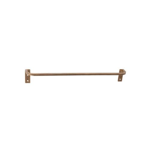 DIY  カットクロスバー 幅50cm 2枚用 アンティークゴールド