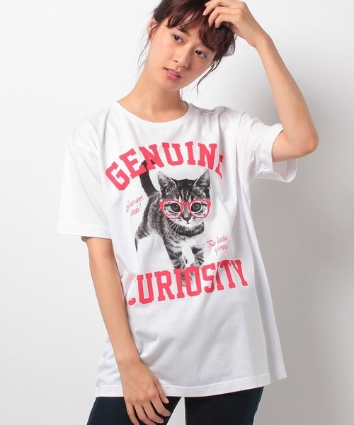 #384 Tシャツ GENUINE