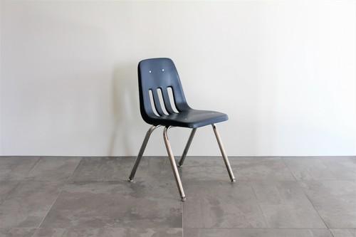 VIRCO CHAIR - Navy -
