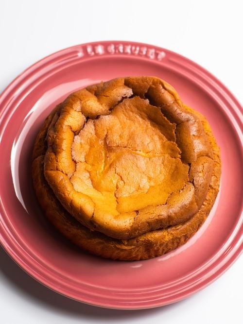 こだわりのベイクドチーズケーキ