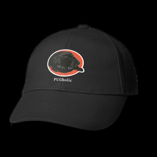 BLACK PUGキャップ CAPBP-UB1-F