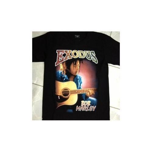 ボブ・マーリー Bob Marley エクソダス Exodus プリントTシャツ