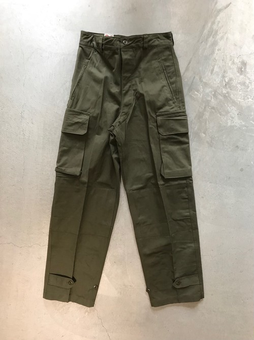 【Military】French Military M47後期 Cargo Pants