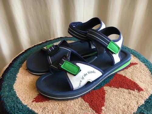 """Naiagara Falls"" guide sandal"