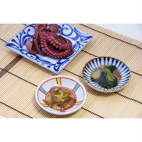 明石蛸 三品セット(たこわさび・塩辛柚子・やわらか煮) 兵庫県産 3個入り