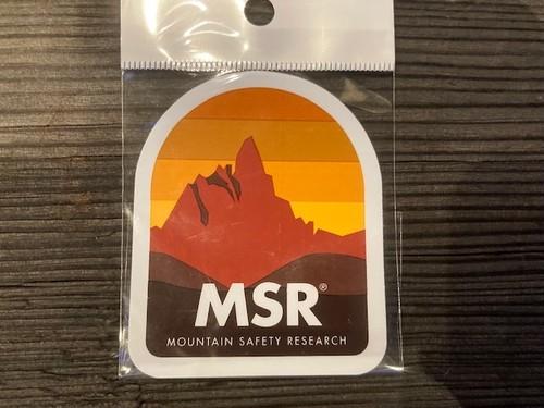 MSR  ロックスパイアステッカー