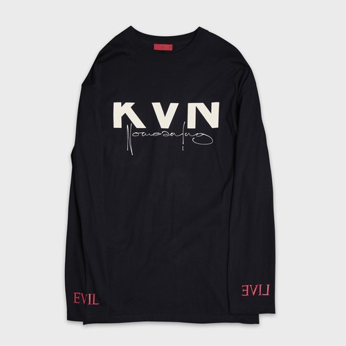 """EVIL""LONG SLEEVE"