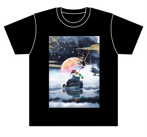 【 heidi.】15th Anniversary Tシャツ