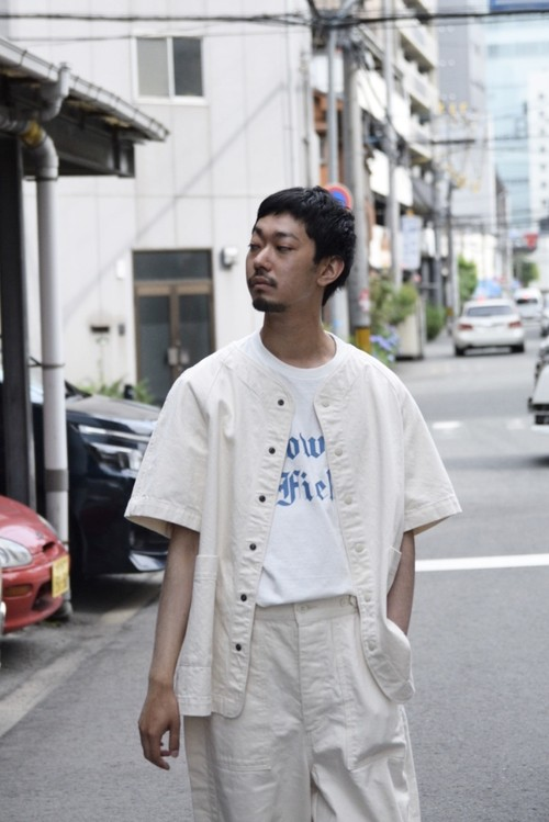【ORDINARY FITS】 BASE BALL JACKET/OF-J020
