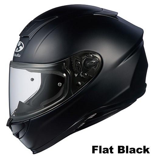 OGK AEROBLADE-5 Flat Black
