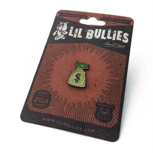 "LilBulliesClub""MONEY BAG"""