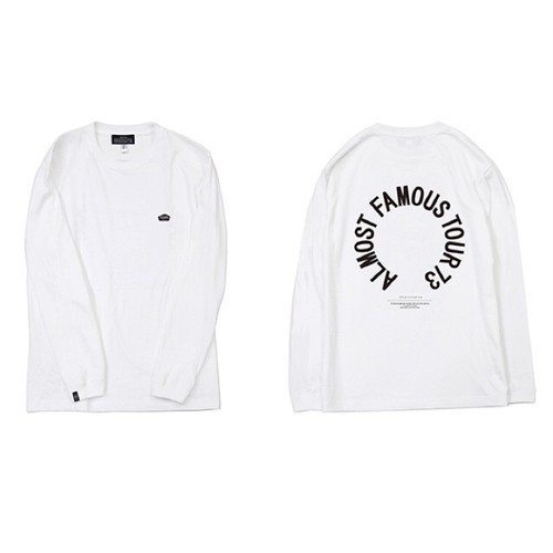 quolt / ALMOST L/S TEE