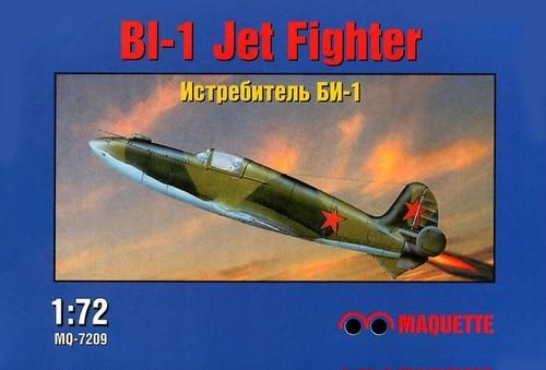 MSD 1/72 ベレズニャク-イサエフ BI-1 ソ連ロケット戦闘機