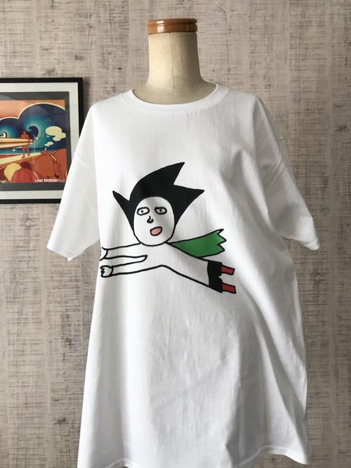 【巨匠動物園】科学に弱い子Tシャツ
