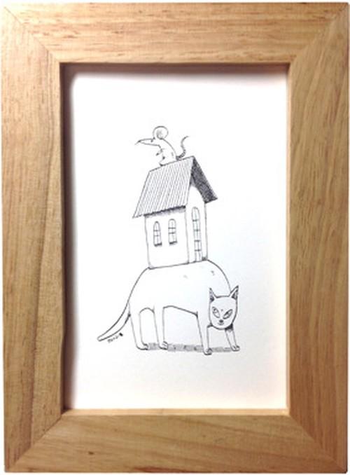 CAT HOUSE(ムライ)