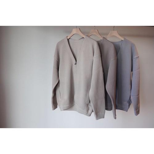『crepuscule』moss stitch cardigan / Women's