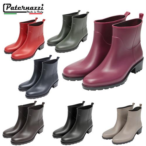 PATERANAZZI パテルナッツィ レインブーツ ショートブーツ ラバーブーツ スノーブーツ 長靴 NEVADA 7カラー 4167695