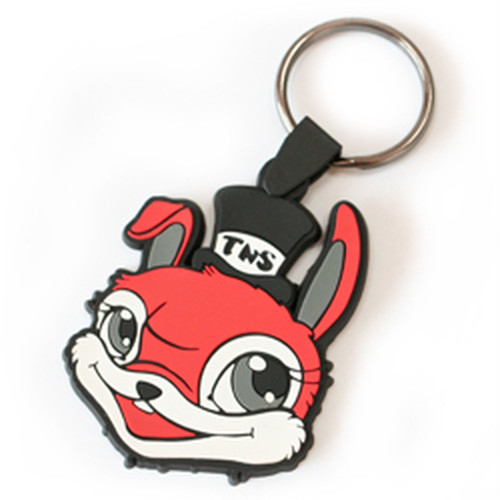 Rubber Key Chain
