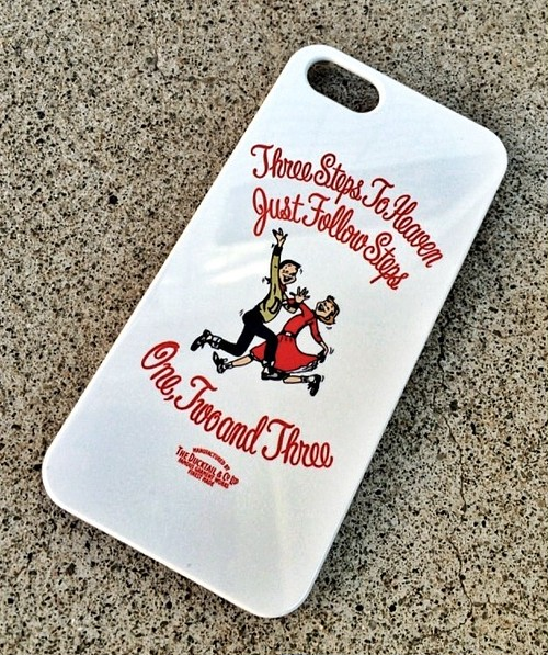 """DUCKTAIL CLOTHING """"HEAVEN"""" iPhone 5/5s CASE ダックテイルクロージング アイフォンケース カバー"""