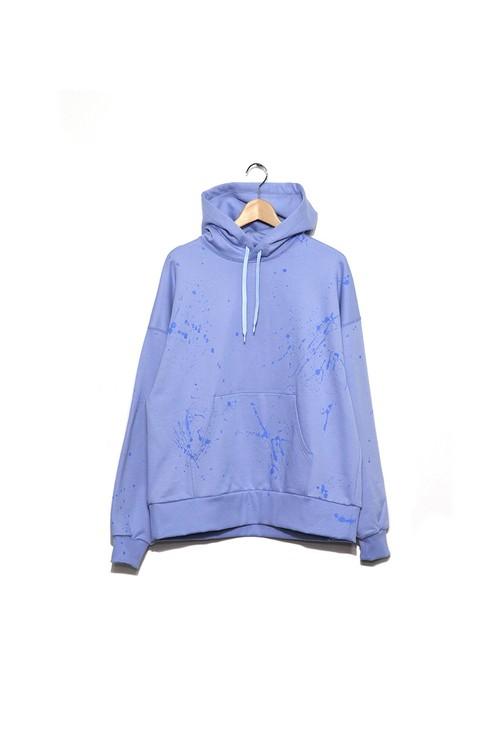 wonderland, Painted hoodie