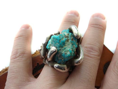 【66%OFF送料無料!】Nautilus Art Jewelry/密林の隕石リング#14[アーティスト岩崎翔明氏の代表的作品]