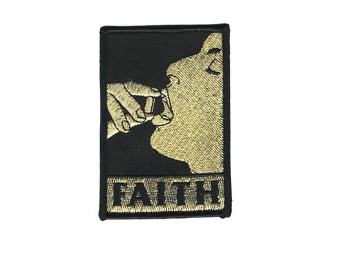"BALL&CHAIN""FAITH PATCH"""