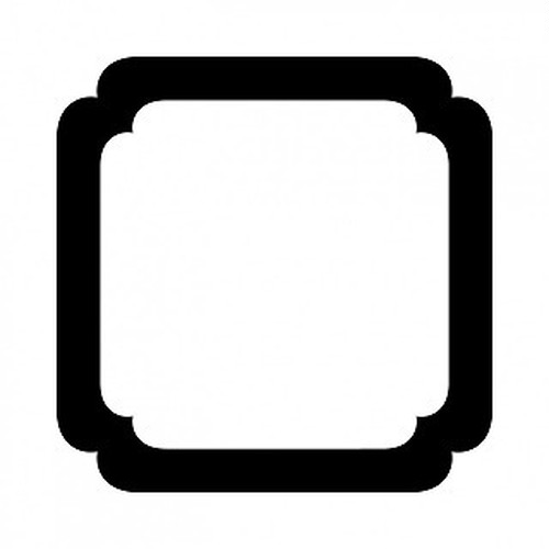 隅入り平角 高解像度画像セット