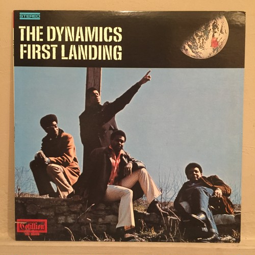 ●THE DYNAMICS / FIRST LANDING