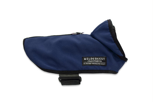 All Weather Dog Jacket / Navy (M)