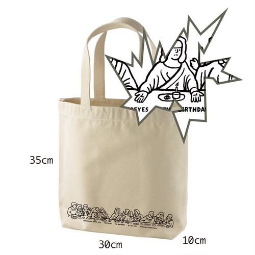 「TOKYO NIGHT SHOW」  Last Supper Tote Bag