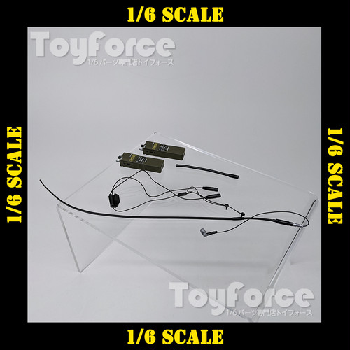 【06378】 1/6 Easy & Simple PRC-152  無線機